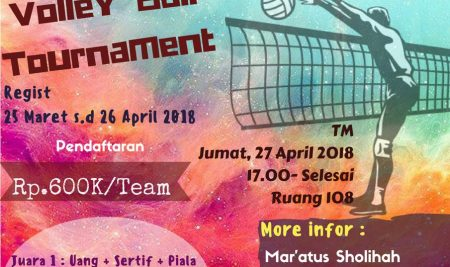 UTA VOLLEY BALL TURNAMENT