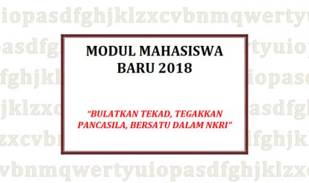 Modul P2K2 2018