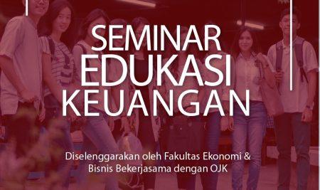 Seminar Edukasi Keuangan