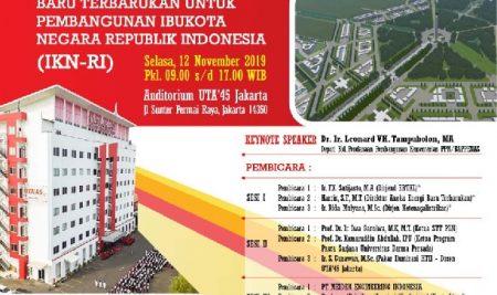 PEMANFAATAN ENERGI BARU TERBARUKAN UNTUK PEMBANGUNAN IBUKOTA NEGARA REPUBLIK INDONESIA (IKN-RI)