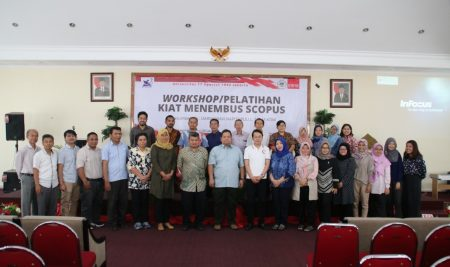 WORKSHOP/PELATIHAN KIAT MENEMBUS SCOPUS