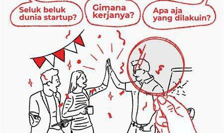 LinkAja berbagi ilmu : Kegiatan Kolaborasi UTA45 Jakarta dan LinkAja