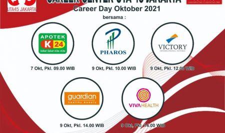 CCUTA'45-Career Day Oktober 2021
